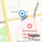 Ателье-мастерская на карте Белгорода