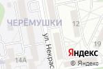 Схема проезда до компании Восторг в Белгороде