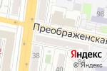 Схема проезда до компании ТИМС в Белгороде
