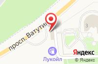 Схема проезда до компании Автолайн плюс в Дубовом