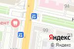 Схема проезда до компании Эскада в Белгороде