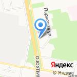 Территориальный орган Федеральной службы по надзору в сфере здравоохранения по Белгородской области на карте Белгорода