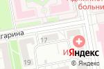 Схема проезда до компании Артес в Белгороде