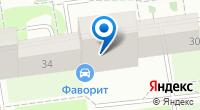 Компания Дверной на карте