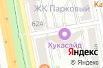 Схема проезда до компании М.Е.Н.Ю. в Белгороде