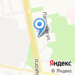Мелком-Трейдинг на карте Белгорода