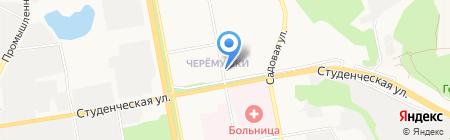 Восторг на карте Белгорода