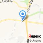 Техно Люкс на карте Белгорода