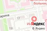 Схема проезда до компании ОрхидФло в Белгороде
