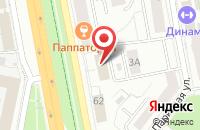 Схема проезда до компании Корпорация Бизнес в Белгороде