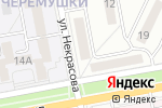Схема проезда до компании Мир продуктов в Белгороде