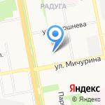 РосЭнергоГрупп на карте Белгорода