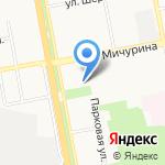 Белгородский индустриальный колледж на карте Белгорода