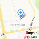 Детский сад №11 на карте Белгорода