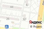 Схема проезда до компании Настенька в Белгороде