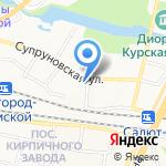 КВЕСТ-ПРОЕКТ ПИ на карте Белгорода
