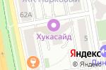 Схема проезда до компании Домостроительная компания в Белгороде