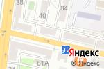 Схема проезда до компании Лу-лу в Белгороде