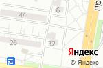 Схема проезда до компании Южное, ТСЖ в Белгороде