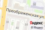 Схема проезда до компании Лалибела в Белгороде