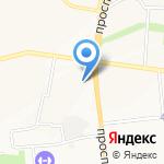 Лето на карте Белгорода