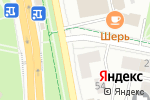 Схема проезда до компании Verossa hair в Белгороде