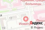 Схема проезда до компании Фонд государственного имущества Белгородской области в Белгороде