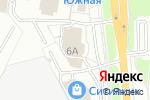 Схема проезда до компании Шаляпин в Белгороде