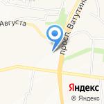 Oksi Design на карте Белгорода