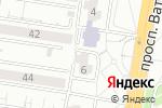 Схема проезда до компании AuRoom в Белгороде