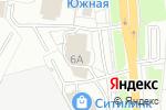 Схема проезда до компании Лето в Белгороде