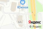 Схема проезда до компании Veranda в Белгороде