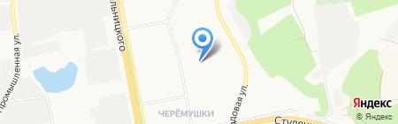 ГАББI на карте Белгорода