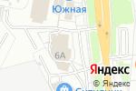 Схема проезда до компании ЗИМА в Белгороде