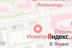 Схема проезда до компании МаКс в Белгороде
