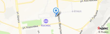 Cinema пицца на карте Белгорода