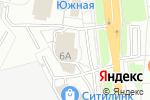 Схема проезда до компании Icebeerg в Белгороде