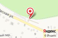 Схема проезда до компании Автошрот в Таврово