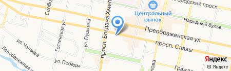 Эконом Стиль на карте Белгорода