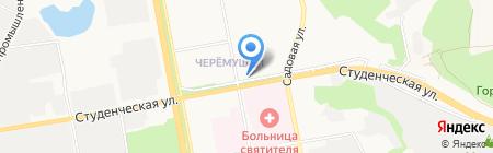 Pauline на карте Белгорода