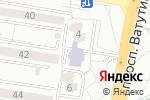 Схема проезда до компании Притча в Белгороде