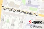 Схема проезда до компании Vapexata в Белгороде