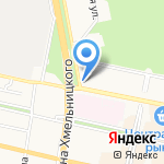 Медтехника+Ортопедия на карте Белгорода