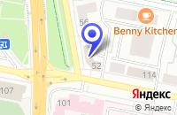 Схема проезда до компании ФИТОСТУДИЯ ФЛОРА-СЕРВИС в Белгороде