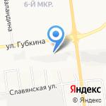 Ёпаб на карте Белгорода
