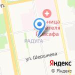 ТехнологиЯ на карте Белгорода