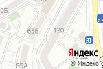 Схема проезда до компании ЯСАМ в Белгороде