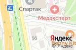 Схема проезда до компании Прайд в Белгороде