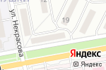 Схема проезда до компании Paulina в Белгороде