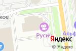 Схема проезда до компании Cinema пицца в Белгороде